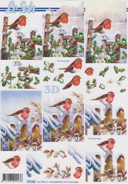 Le Suh knipvel kerst 777355 (Locatie: 1208)