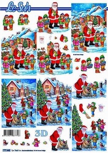 Le Suh knipvel kerst 777448 (Locatie: 816)