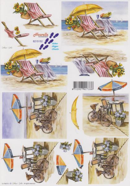 Le Suh knipvel vakantie 8215152 (Locatie: 0432)