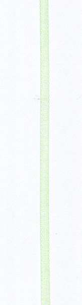 Le Suh organzalint 3 mm x 12 m licht groen nr. 280312 (Locatie: k3)