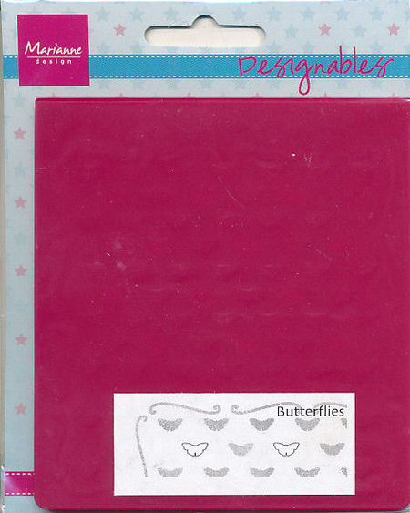Marianne Design designables butterflies DS0902 (Locatie: i298 )