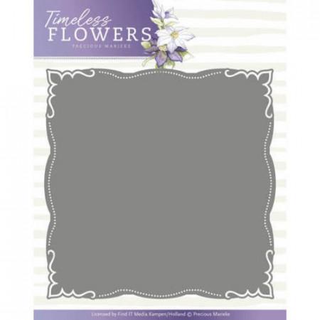 Precious Marieke snij - en embosmal Timeless Flowers - Timeless Frame Layered PM10124 (Locatie: M056)