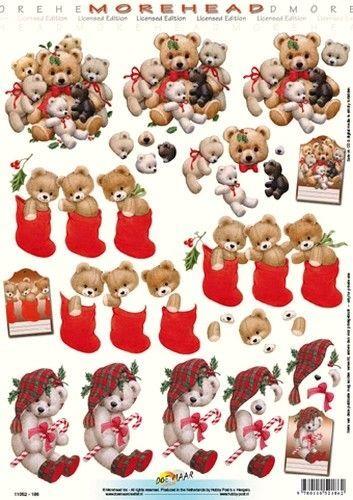 Doe Maar knipvel kerst 11052-186 (Locatie: 6448)