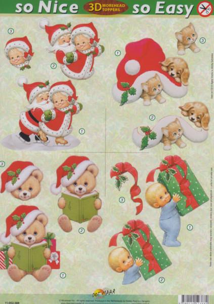 Doe Maar knipvel kerstmis 11-052-388 (Locatie: 0713)