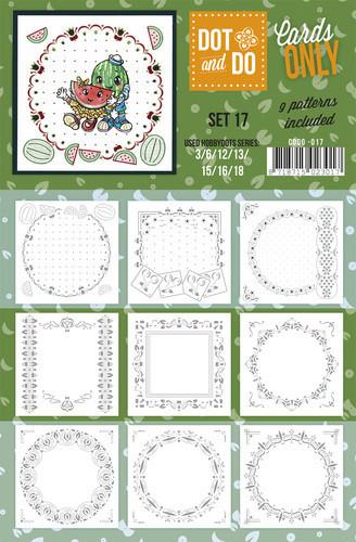 Dot and Do kaartenset 17 CODO017