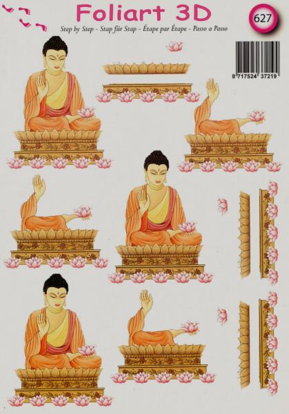 Foliart knipvel meditatie 627 (Locatie: 4531)
