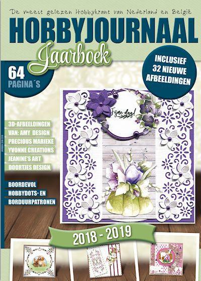 HobbyJournaal Jaarboek 2018-2019 HJJB2018 (Locatie: 1RC3)