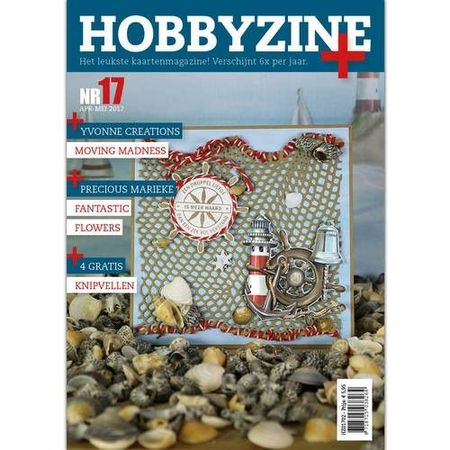 HobbyZine Plus nr 17 (incl goody)) HZ01702 (Locatie: 1RC3 )