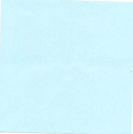 Le Suh envelop lichtblauw 17x17 cm. 110 gr. per stuk 410794 (Locatie: K3)