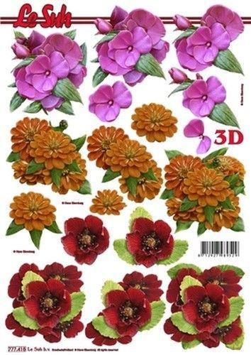 Le Suh knipvel bloemen 777415 (Locatie: 2224)
