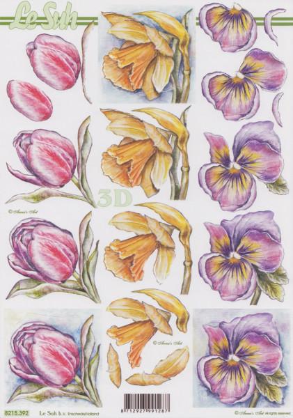 Le Suh knipvel bloemen 8215392 (Locatie: 2777)