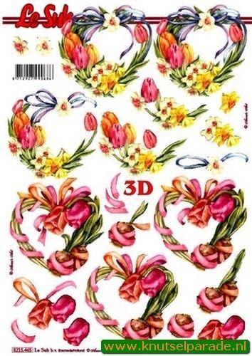 Le Suh knipvel bloemen 8215465 (Locatie: 2788)