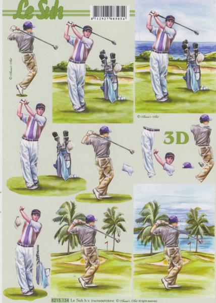 Le Suh knipvel golf 8215134 (Locatie: 0502)