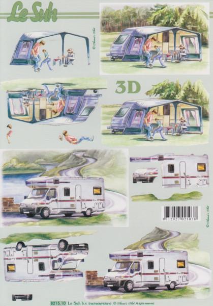 Le Suh knipvel kamperen 821510 (Locatie: 2709)