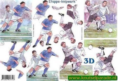 Le Suh knipvel voetbal 4169469 (Locatie: 5522)