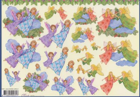 Mireille knipvel kerst X361 (Locatie: 948)