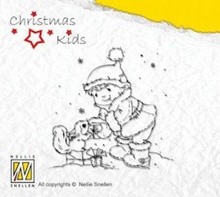 Nellie Snellen Christmas Kids present for you CK004 (Locatie: J503 )