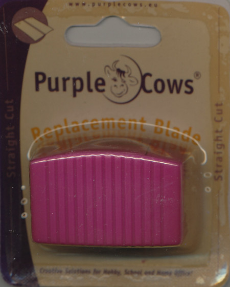 Purple Cows replacement blade 83PT000152