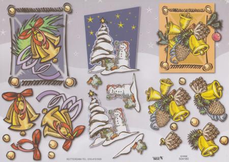 TBZ knipvel kerstmis 504180 (Locatie: 1449)