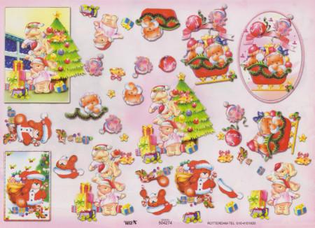 TBZ knipvel kerstmis 504274 (Locatie: 4825)