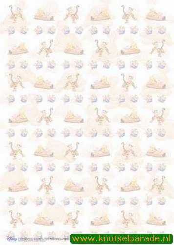 Vellum pooh VELLUMPOOH14 (Locatie: 2738)