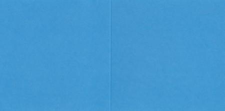 Vierkante kaart hemels blauw 21 (Locatie: LL068 )