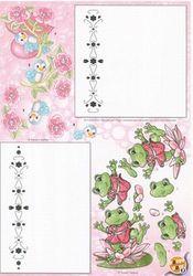 Anne Design knipvel/hobby dots BO 80 (Locatie: 2916)