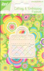 Joy! Crafts snij- embosmal tas 6002/0319 (Locatie: M006)