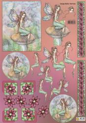 Jeje knipvel Fantasy Fairy 3.4059 (Locatie: 1402)