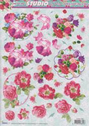Studio Light knipvel bloemen STAPSL 1230 (Locatie: 4244)