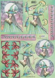 Jeje knipvel Fantasy Fairy 34064 (Locatie: 1404)