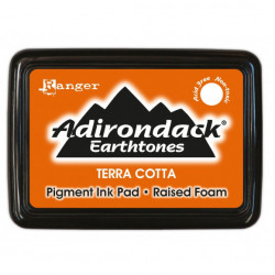 Adirondack stempel inkt kleur terra cotta PEP24156