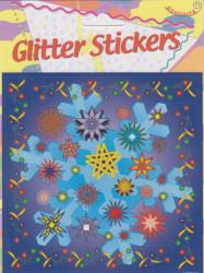 Abstracta glitter stickers sterren (Locatie: 0920)