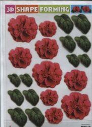 3D Shape Forming bloemen 3Dshapeforms37 (Locatie: 5017)