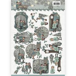 Amy Design knipvel nieuwjaar CD11149 (Locatie: 0515)