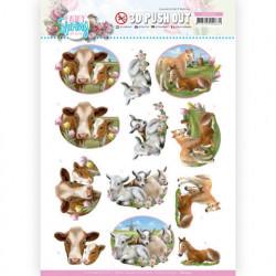 Amy Design stansvel farm animals SB10542 (Locatie: 0346)