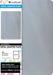 Craftwell Universal Metal Adapter Plate EB-MAP-P1