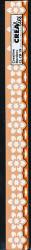 Crealies Crealies creative border stans nr. 19 CLCB19 (Locatie: M77)