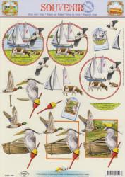 Doe maar knipvel dieren 11053-506 (Locatie: 6620)