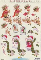 Doe maar knipvel kerst 11052-121 (Locatie: 0538)