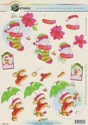 Doe Maar knipvel kerst 11055-358 (Locatie: 6010)