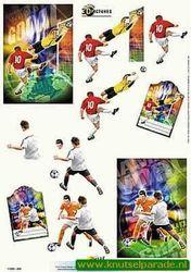 Doe maar knipvel voetbal 11055245 (Locatie: 4518)