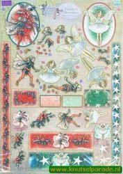 Dufex stans vel metallic kerstfiguren 11179776 (Locatie: 6646)
