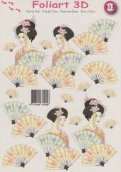 Foliart knipvel japan 613 (Locatie: 5912)