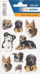 Herma stickers honden 3 vel 3341 (Locatie: U174)