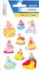 Herma stickers prinsessen 3 vel 3461 (Locatie: HE005)