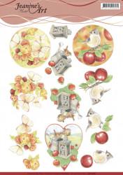 Jeanine's Art knipvel CD11206 (Locatie: 4607)
