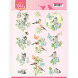 Jeanine's Art knipvel vogels CD11321 (Locatie: 0121)