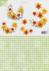 Joy knipvel bloemen 60101010 (Locatie: 2741)
