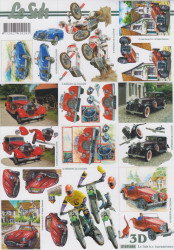Le Suh knipvel autos/motoren 4169684 (Locatie: 2421)